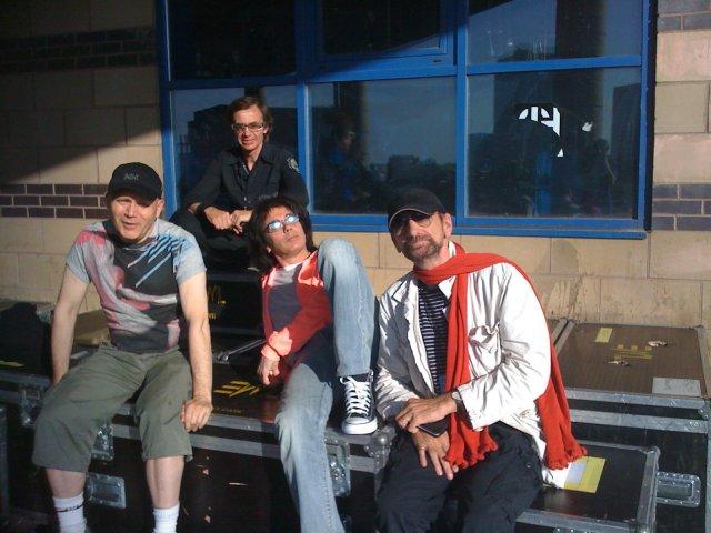 In Doors Tour 2009